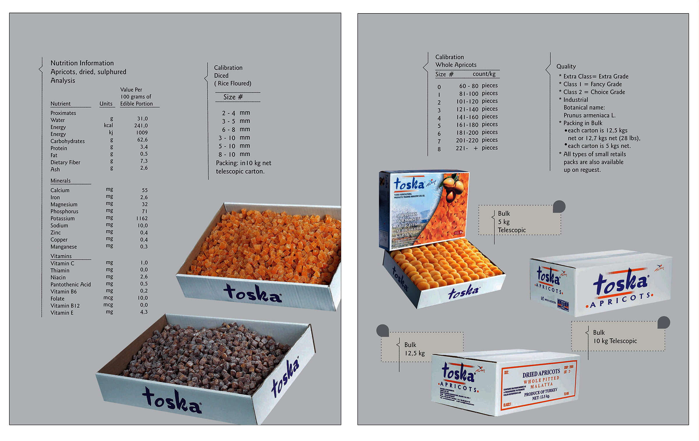 Toska-Products